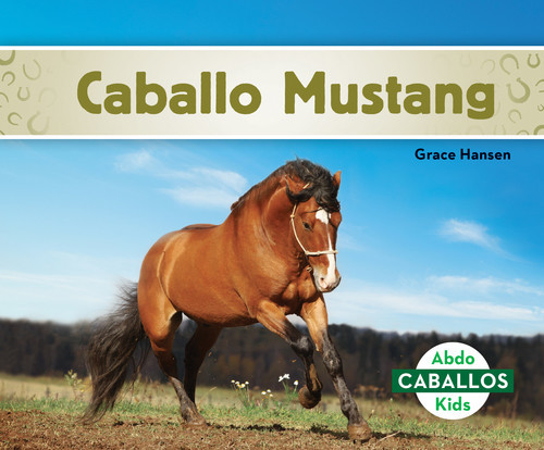 Cover: Caballo Mustang (Mustang Horses)