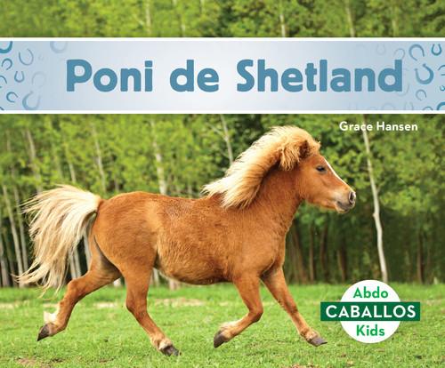 Cover: Poni de Shetland (Shetland Ponies)