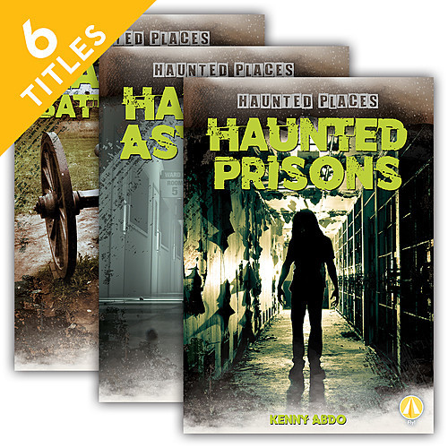 Cover: Haunted Places