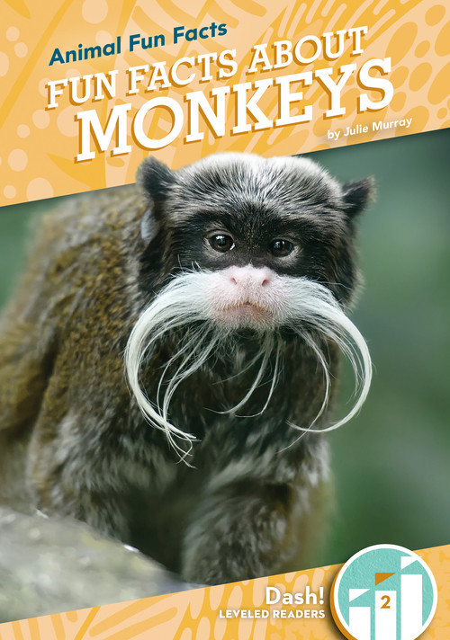 Cover: Fun Facts About Monkeys