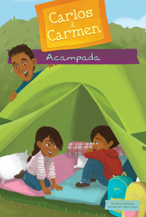 Cover: Acampada (Campout)