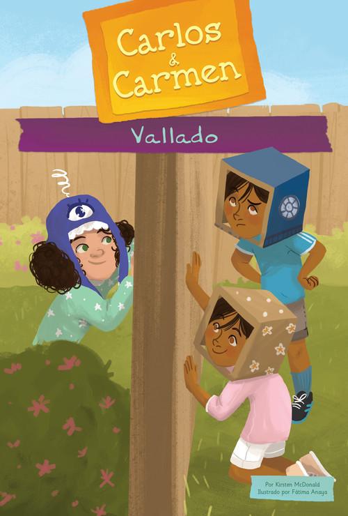 Cover: Vallado (Fenced In)