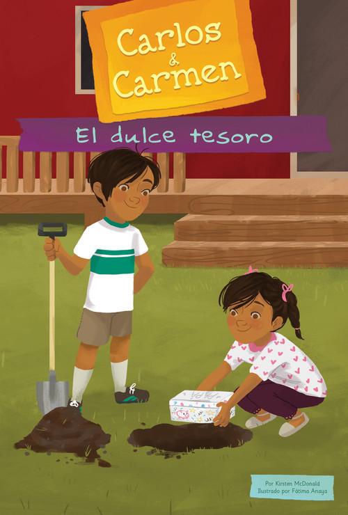 Cover: El dulce tesoro (The Sweet Treasure)