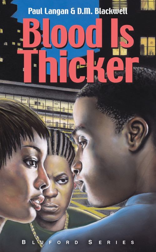 Cover: Blood Is Thicker: #8