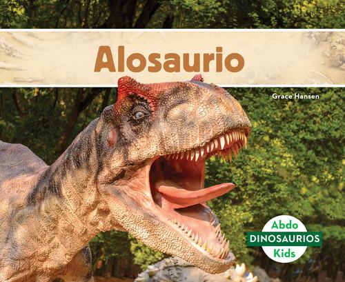 Cover: Alosaurio
