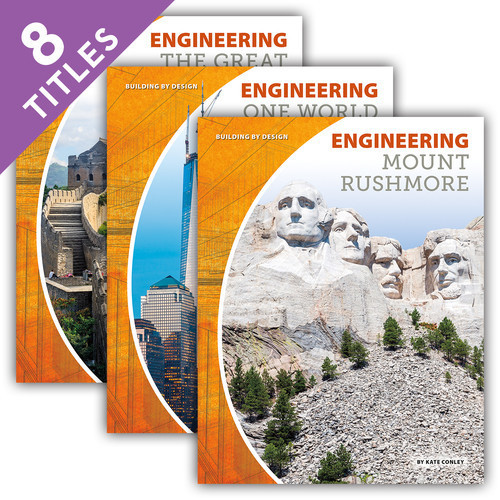 Cover: Building by Design Set 1