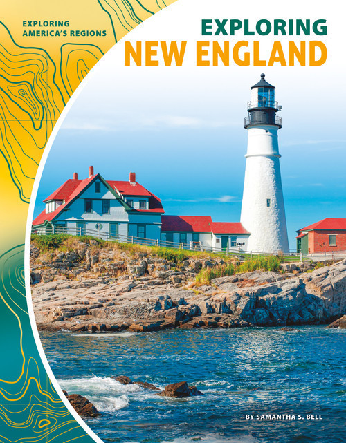 Cover: Exploring New England