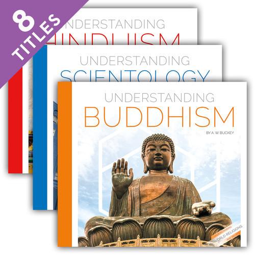 Cover: Understanding World Religions and Beliefs