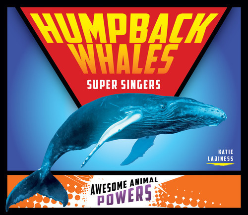 Cover: Humpback Whales: Super Singers