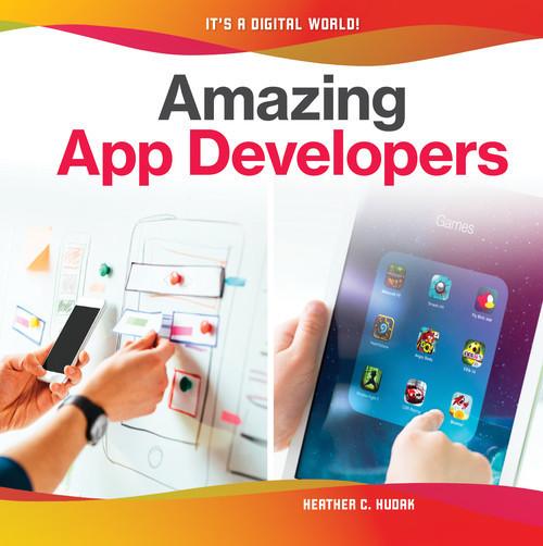 Cover: Amazing App Developers