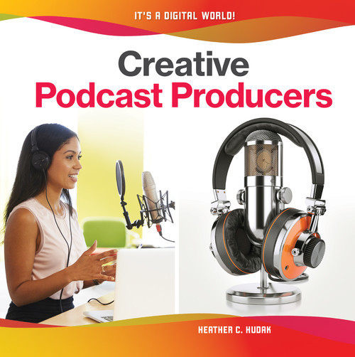 Cover: Creative Podcast Producers