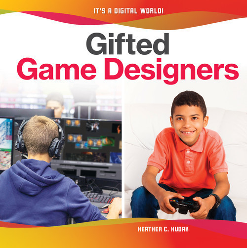 Cover: Gifted Game Designers