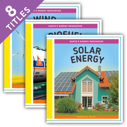Cover: Earth's Energy Resources