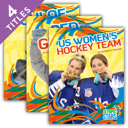 Cover: Olympic Stars Set 2