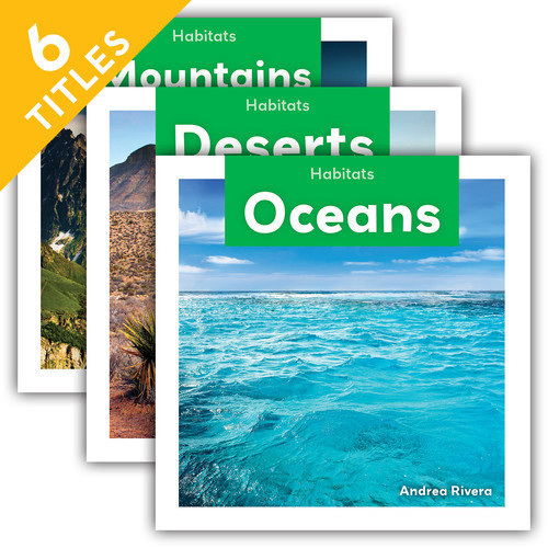Cover: Habitats