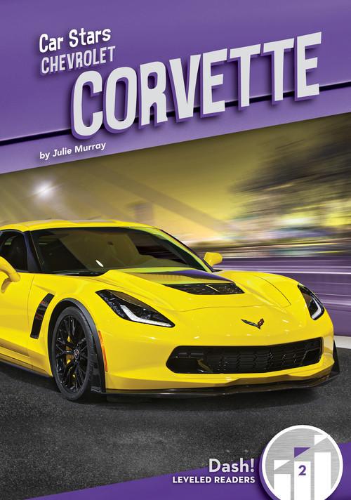 Cover: Chevrolet Corvette