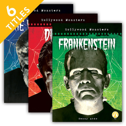 Cover: Hollywood Monsters