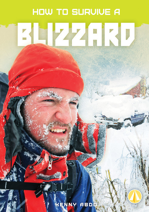 Cover: How to Survive a Blizzard