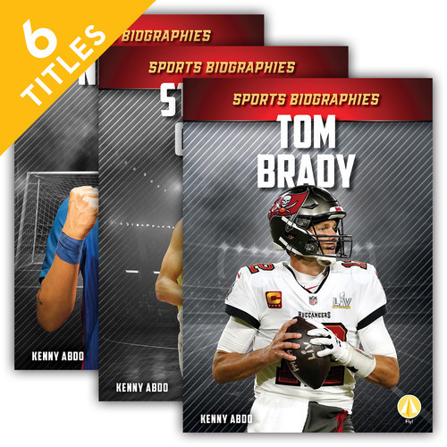 Cover: Sports Biographies
