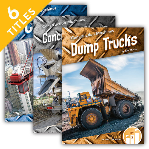 Cover: Construction Machines