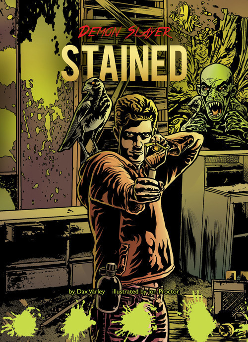 Cover: Book 5: Stained