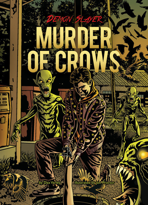 Cover: Book 7: Murder of Crows