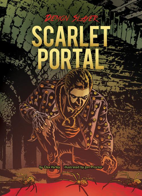 Cover: Book 8: Scarlet Portal