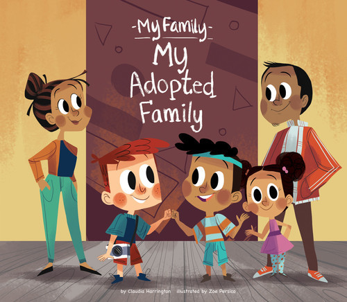 Cover: My Adopted Family