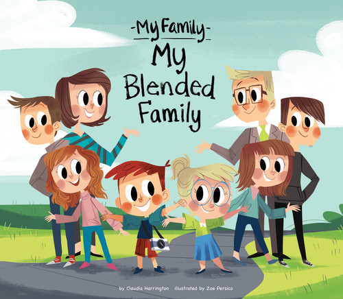Cover: My Blended Family