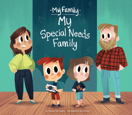 Cover: My Special Needs Family