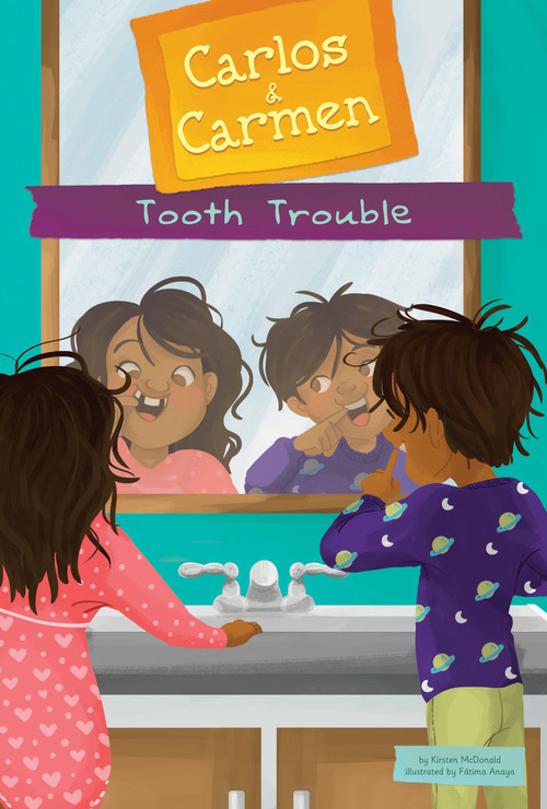 Cover: Tooth Trouble