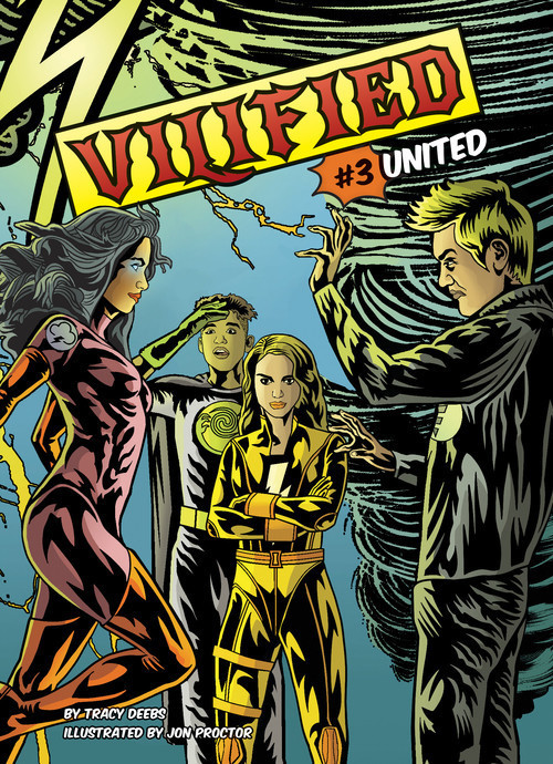 Cover: Book 3: United