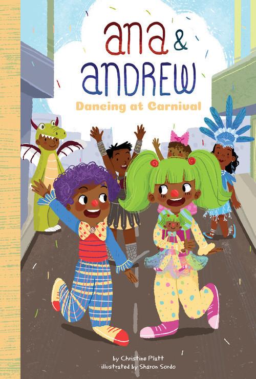 Cover: Dancing at Carnival