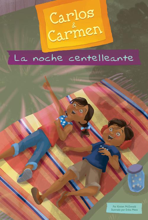 Cover: La noche centelleante