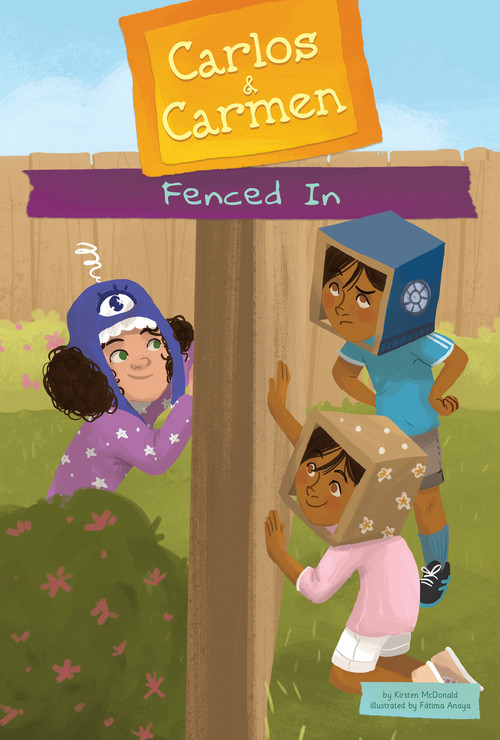 Cover: Fenced In