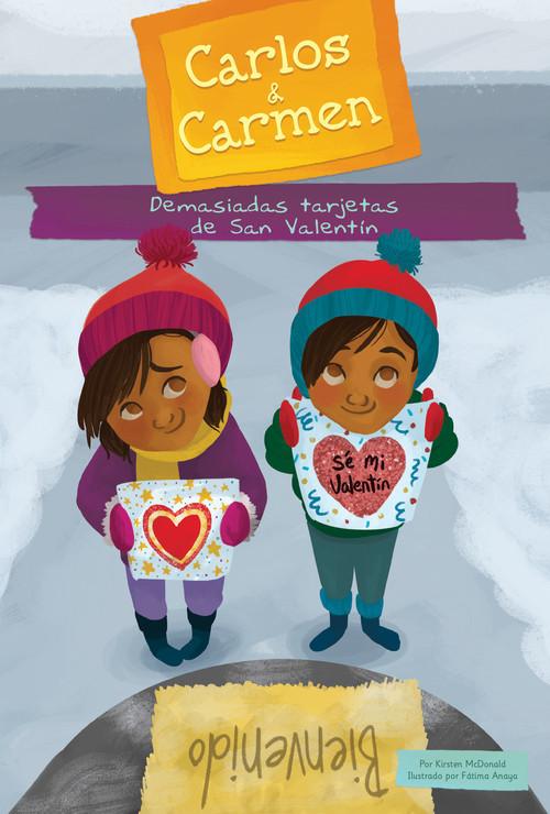 Cover: Demasiadas tarjetas de San Valentín (Too Many Valentines)