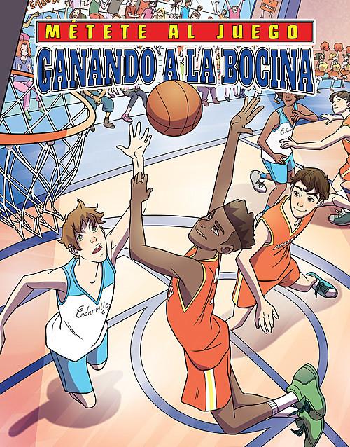 Cover: Ganando a la bocina (Buzzer Beater)
