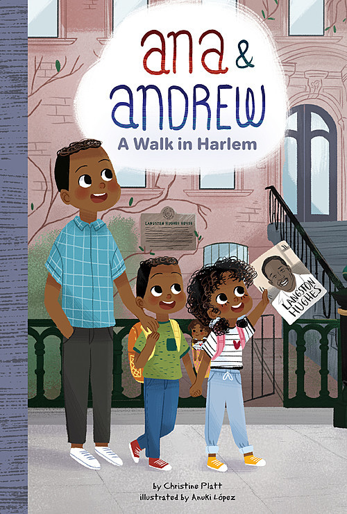 Cover: A Walk in Harlem