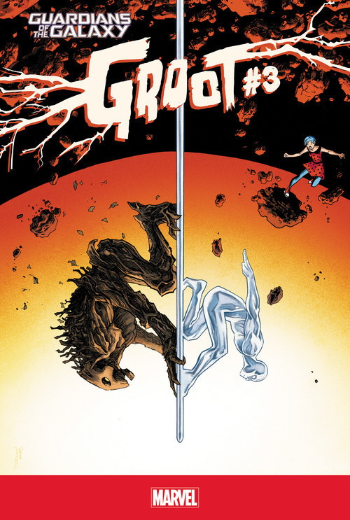 Cover: Groot #3