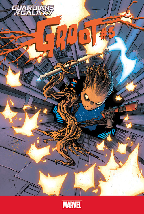 Cover: Groot #5