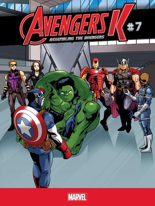 Cover: Assembling the Avengers #7