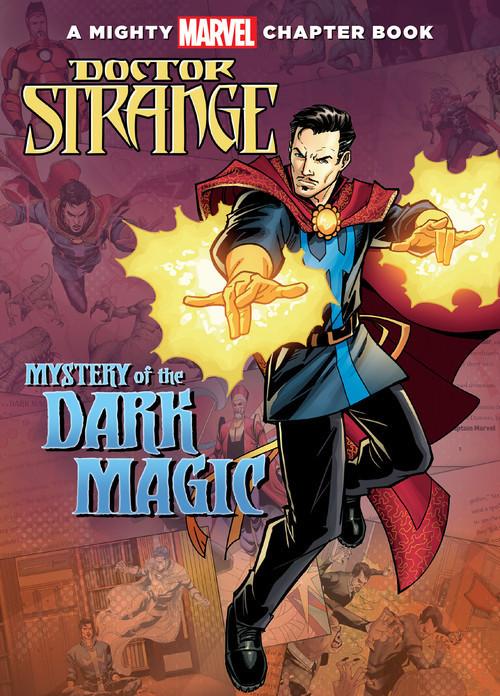 Cover: Doctor Strange: Mystery of the Dark Magic