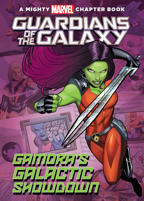 Cover: Guardians of the Galaxy: Gamora's Galactic Showdown