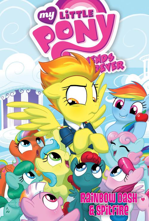 Cover: Rainbow Dash & Spitfire