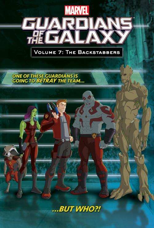 Cover: Volume 7: The Backstabbers