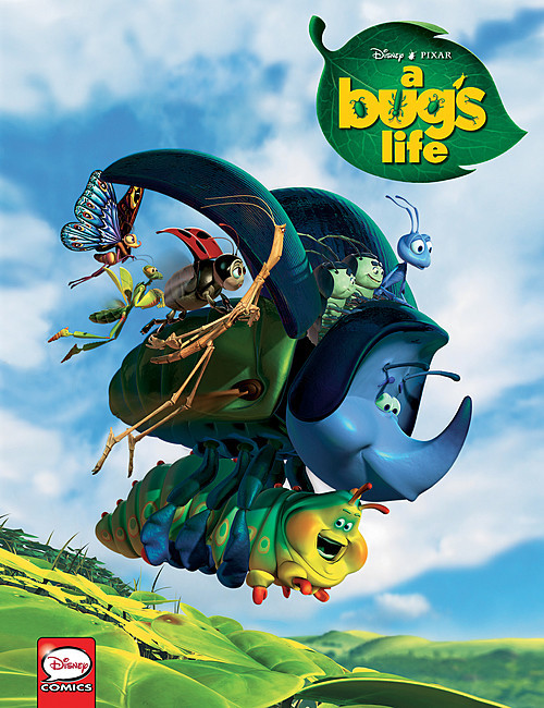 Cover: A Bug's Life