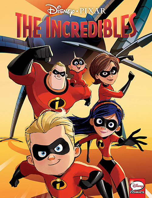 Cover: The Incredibles