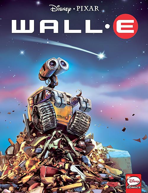 Cover: Wall•E