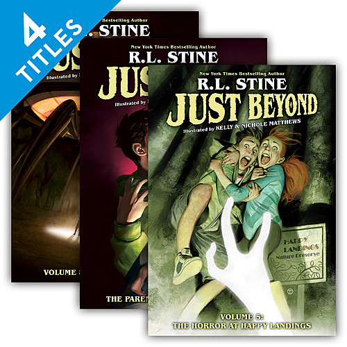 Cover: Just Beyond Set 2