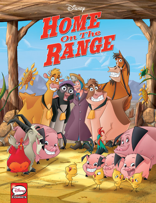 Cover: Home on the Range